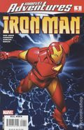 Marvel Adventures Iron Man (2007) 1