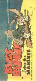 Bugs Bunny Joins The Marines Mini Comic (1949) 3