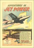 Adventures in Jet Power (1950) General Electric giveaway 1950AS