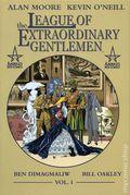 League of Extraordinary Gentlemen HC (2000-2014 America's Best Comics/Top Shelf) 1-1ST