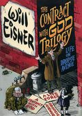 Contract With God Trilogy: Life On Dropsie Avenue HC (2006 W.W. Norton) By Will Eisner 1-1ST