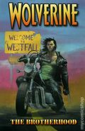Wolverine TPB (2003-2004 Marvel) By Greg Rucka 1-1ST