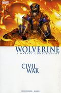Civil War Wolverine TPB (2007 Marvel) 1st Edition 1-1ST