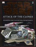 Star Wars Attack of the Clones Incredible Cross-Sections HC (2002 DK) The Definitive Guide to the Craft from Episode II 1-1ST