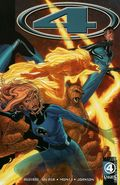 Fantastic Four TPB (2004-2006 Marvel Knights 4) 2-1ST