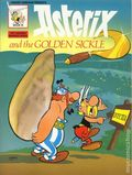 Asterix and the Golden Sickle GN (1975 Dargaud Edition) 1-1ST