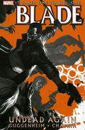 Blade Undead Again TPB (2007 Marvel) 1-1ST