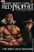 Red Prophet Tales of Alvin Maker HC (2007 Marvel) By Orson Scott 1A-1ST