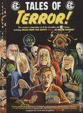 EC Tales of Terror The EC Companion HC (2000 Gemstone/Fantagraphics) 1-1ST