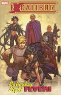 Excalibur TPB (2004-2005 Marvel) By Chris Claremont and Aaron Lopresti 2-1ST