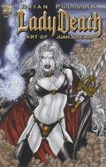Lady Death Art of Juan Jose Ryp (2007) 0A