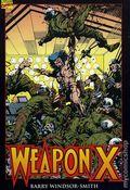 Wolverine Weapon X HC (1993 Marvel) 1st Edition 1-1ST