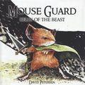 Mouse Guard (2006) 1D