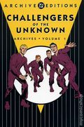 DC Archive Editions Challengers of the Unknown HC (2003 DC) 1-1ST