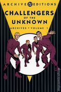 DC Archive Editions Challengers of the Unknown HC (2003 DC) 1-REP