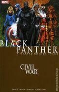 Black Panther Civil War TPB (2007 Marvel) 1st Edition 1-1ST