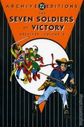 DC Archive Editions Seven Soldiers of Victory HC (2005-2008 DC) 2-1ST