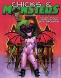 Chicks and Monsters TPB (2004) 1-1ST