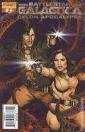 Battlestar Galactica Cylon Apocalypse (2007) 2C