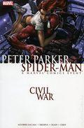 Civil War Peter Parker Spider-Man TPB (2007 Marvel) 1st Edition 1-1ST