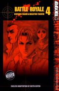 Battle Royale TPB (2003-2006 Tokyopop Digest) 4-1ST