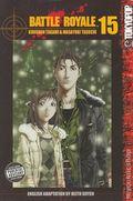 Battle Royale TPB (2003-2006 Tokyopop Digest) 15-1ST