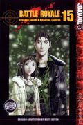 Battle Royale TPB (2003-2006 Tokyopop Digest) 15-REP