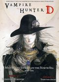 Vampire Hunter D SC (2005-2017 Dark Horse/DMP Novel Series) 7-1ST