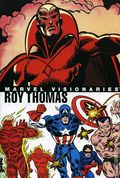 Marvel Visionaries Roy Thomas HC (2006 Marvel) 1-1ST
