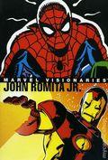 Marvel Visionaries John Romita, Jr. HC (2005 Marvel) 1-1ST
