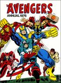 Avengers Annual HC (1975-1978 Marvel UK) 1976