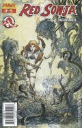 Red Sonja Vacant Shell (2007) 1B