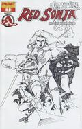 Giant Size Red Sonja (2007 Dynamite Entertainment) 1C