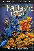 Fantastic Four The End HC (2007) 1-1ST