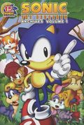 Sonic the Hedgehog Archives (2006-2015 An Archie Digest) 1-1ST