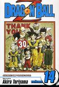 Dragon Ball Z TPB (2003-2006 Shonen Jump Edition Digest) 14-1ST