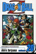 Dragon Ball Z TPB (2003-2006 Shonen Jump Edition Digest) 20-REP