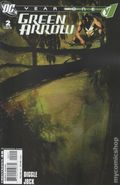 Green Arrow Year One (2007 DC) 2