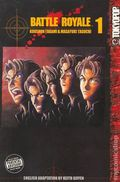 Battle Royale TPB (2003-2006 Tokyopop Digest) 1-REP