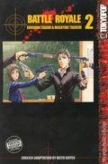 Battle Royale TPB (2003-2006 Tokyopop Digest) 2-REP