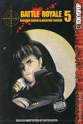 Battle Royale TPB (2003-2006 Tokyopop Digest) 5-REP