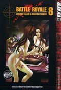 Battle Royale TPB (2003-2006 Tokyopop Digest) 8-1ST