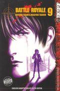 Battle Royale TPB (2003-2006 Tokyopop Digest) 9-REP