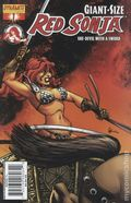 Giant Size Red Sonja (2007 Dynamite Entertainment) 1B