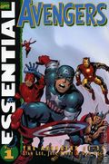 Essential Avengers TPB (2005-2010 Marvel) 2nd Edition 1A-1ST