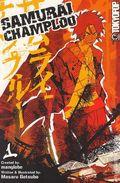 Samurai Champloo GN (2005-2006 Digest) 1-REP