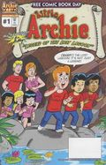 Little Archie Legend of Lost Lagoon (2007) FCBD 2007