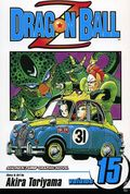 Dragon Ball Z TPB (2003-2006 Shonen Jump Edition Digest) 15-1ST