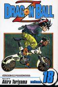 Dragon Ball Z TPB (2003-2006 Shonen Jump Edition Digest) 18-1ST