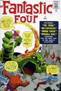 Fantastic Four Omnibus HC (2005-2015 Marvel) By Stan Lee and Jack Kirby 1st Edition 1A-1ST